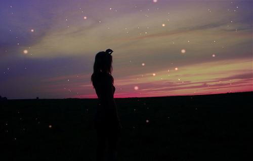 Ela tem Mania de Acender Estrelas QuandoSorri