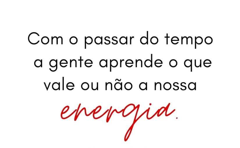 Energia é Tudo